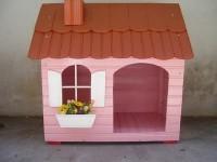Casa para cachorrinhas